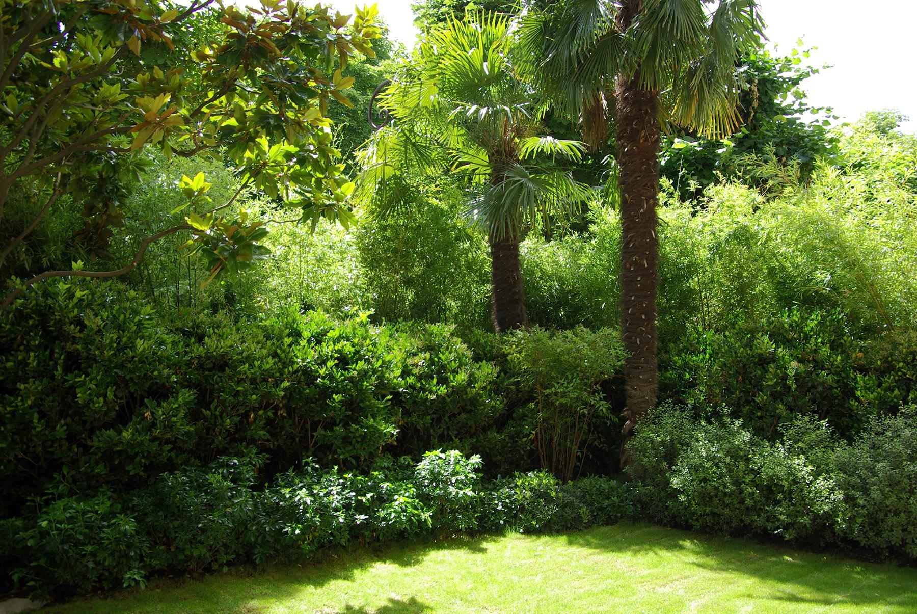Jardin haut de gamme paysagiste Neuilly Olivia Bochet